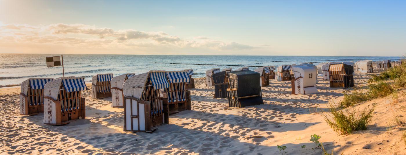 Stille Orte am Strand...